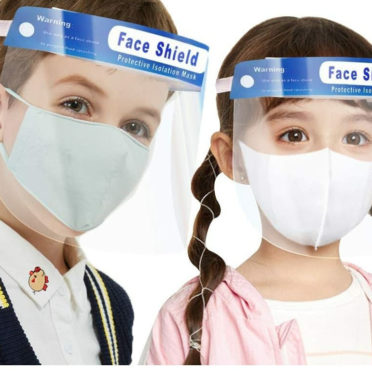 face shields for kids