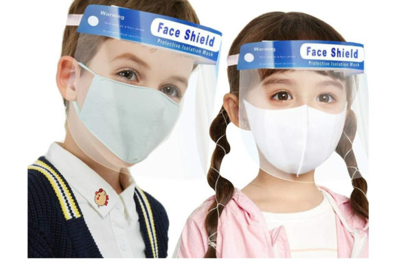 face shields for kids