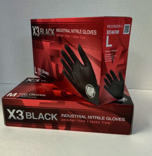 Industrial Grade Nitrile Gloves