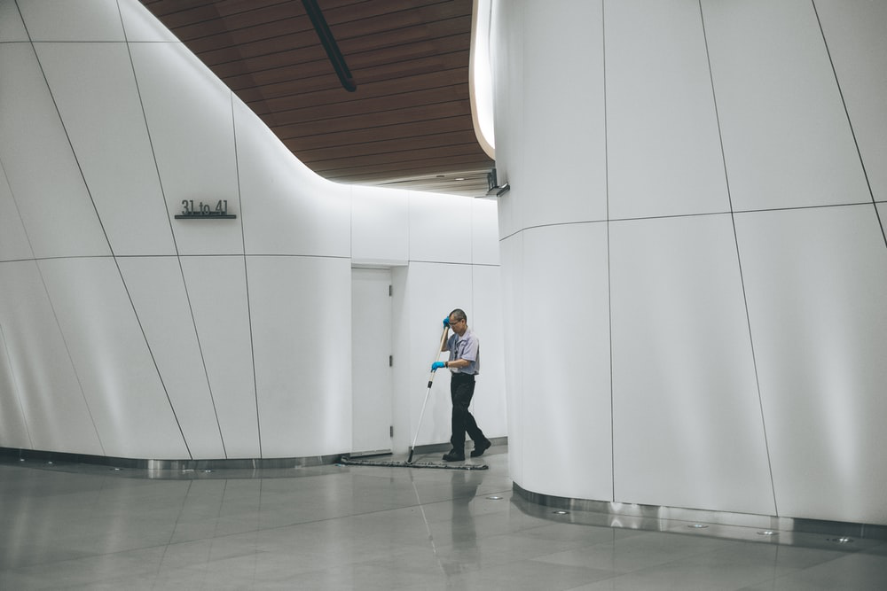 Technology Trends That Are Impacting the Commercial Cleaning Industry